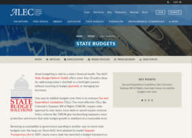 statebudgetsolutions.org