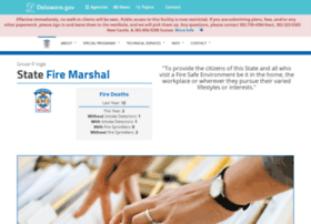 statefiremarshal.delaware.gov