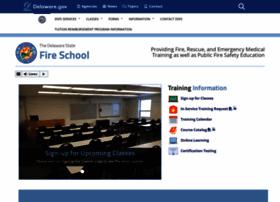 statefireschool.delaware.gov