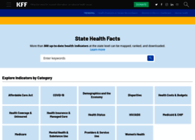 statehealthfacts.org