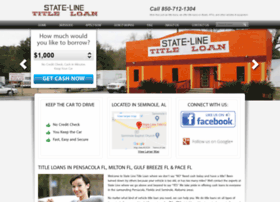 statelinetitleloan.com