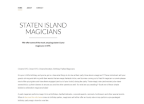 statenislandmagicians.weebly.com