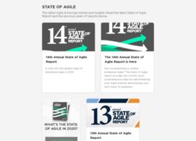 stateofagile.versionone.com