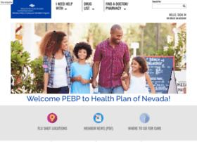 stateofnv.healthplanofnevada.com
