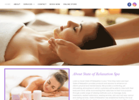 stateofrelaxationspa.com