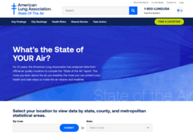 stateoftheair.org