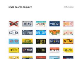 stateplatesproject.com