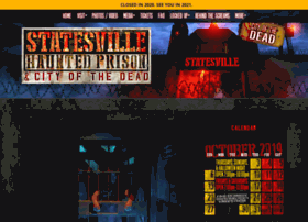 statesvillehauntedprison.com