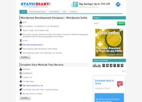 staticdiary.com