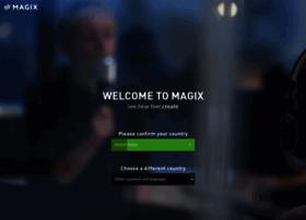 staticpages.magix.com