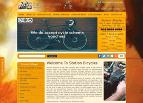 stationbicycles.co.uk