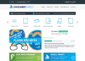 stationerydirect.co.uk