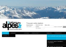 stationsdesalpes.fr