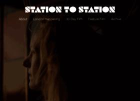 stationtostation.com
