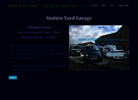 stationyardgarage.co.uk