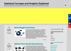 statisticalconcepts.blogspot.com