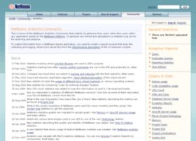 statistics.netbeans.org