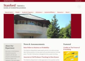 statistics.stanford.edu