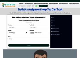 statisticsassignmenthelp.com