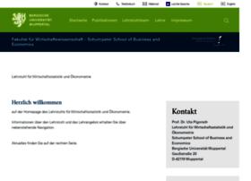 statistik.uni-wuppertal.de
