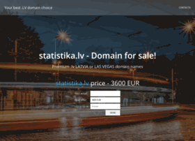 statistika.lv