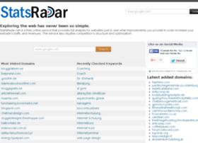 statradar.com