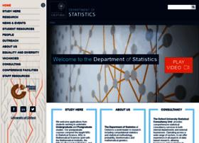 stats.ox.ac.uk