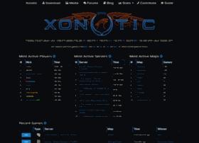 stats.xonotic.org
