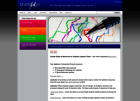 statstutor.ac.uk