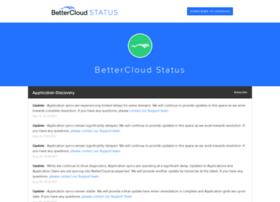 status.bettercloud.com