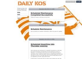 status.dailykos.com
