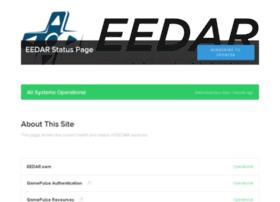 status.eedar.com