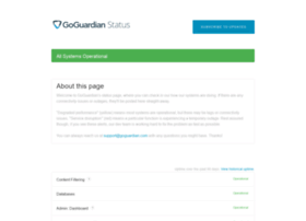 status.goguardian.com