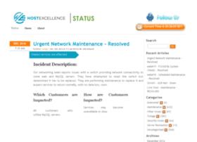 status.hostexcellence.com