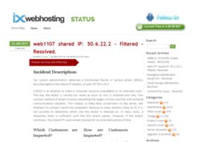 status.ixwebhosting.com