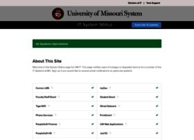 status.missouri.edu