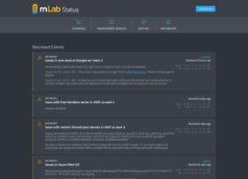 status.mongolab.com