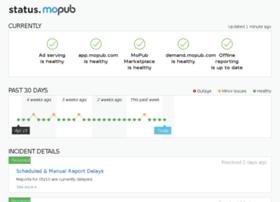 status.mopub.com