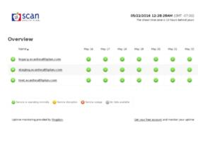 status.scanhealthplan.com