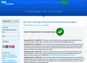 status.snapengage.com