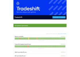 status.tradeshift.com