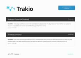 status.trak.io