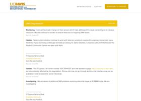 status.ucdavis.edu