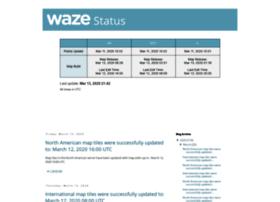 status.waze.com