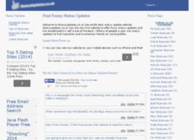 statusupdates.info