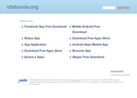statusvia.org