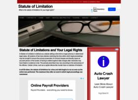 statuteoflimitations.info