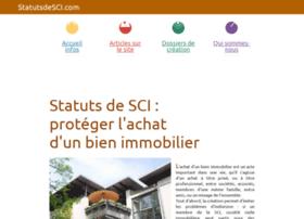 statutsdesci.com