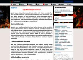 statymai.net