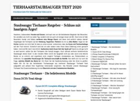 staubsauger-tierhaare.com